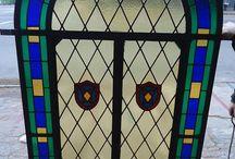 VITRALES / Colores en su vida, VITRALES todos en CARRARA http://www.carrarademoliciones.com.uy/ 22 03 52 17 / 22 00 68 11