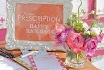 Mariage inspiration médicale / Soyons fous et voyons si c'est possible!