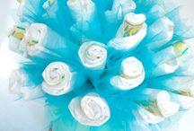 Crafts / Diaper bouquet