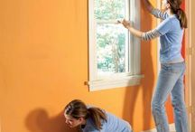 Painting-Cheap redecorating