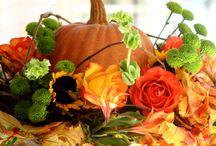 Jesenné výzdoby