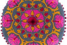 Layla Grayce/ Surya Fall Color Inspiration