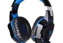EACH G2000 Over-ear Game Gaming Headphone