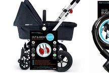 Great Buggy, Stroller and Pram Accessories / Looking for high quality accessories for your buggy, pram or stroller? The Miracle Box has a complete and exciting range of products