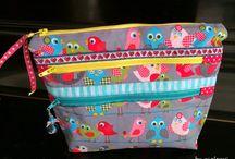 Taschenkram / Bags / Ich liebe Taschen zu nähen.