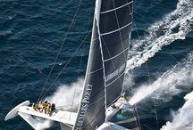 Vehicle/ Sail boat