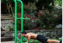 Diy home fitness