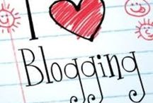 Blogging Tips / by Diana Villabon-Perez