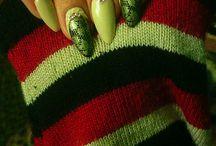nail mania / Az általam készített körmök