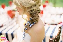 Fabulous Bridal Hair / by Holly Heider Chapple Flowers Ltd.
