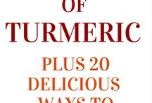 Turmeric benefits and recipes