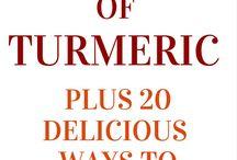 Turmeric benefits and recipes