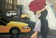 My paintings / Www.abnermoyle.wordpress.com