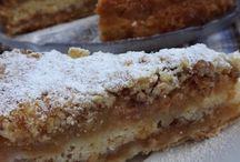 Almás torta süti egyszerű