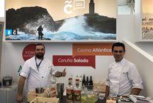 Madrid Fusión 2017 / A Coruña está en Madrid Fusión #amf17 dando a conocer al mundo los productos gastronómicos de nuestra ciudad y el significado de #saboreacoruña