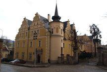 Wałbrzych - Pałac Czettritzów