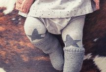 Ideas | Bows and baby apparel