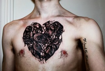 Inked. / by Sasha Ryan