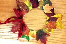 couronne feuille d automne