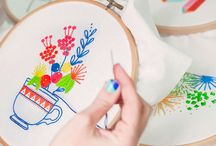 Sewing: Embroidery
