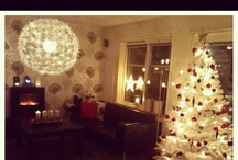 Christmas in Sweden / Our home at Christmas time