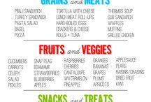 School lunch ideas / by Jennifer Thompson