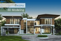 3D Modeling /  If you are an architect wishing to help your clients see what you have designed for them, or a developer wanting to attract potential buyers, or just an individual who wants to see his future home, our 3D design department can turn imagination to reality.