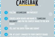 CamelBak Holidays / Camelbak  / by Gabby Avila