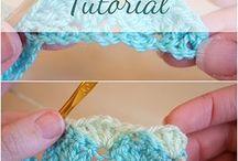 She'll crochet stitch