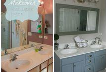 Salle de bain Makeover