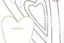 Heart - Herz / Csupa-csupa szívecske