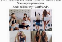 To Kayleigh/ Unbiological sister /Best friend