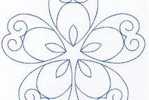 Designs for stitches