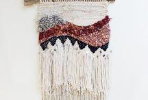 Wall hangings/ Macrame