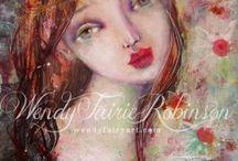 Wendy Fairy ART
