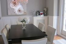 dining room ideas / by Amanda Boyle