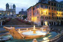 Rome: Piazza di Spagna