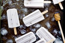 Popsicles / Icy treats / by Erin Colgrove Quinlan