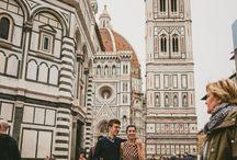 Wedding Proposal in Florence