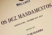 Novela Os Dez Mandamentos.  Brasil.  Amo!