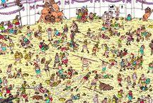 Missä Vallu luuraa?