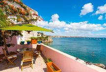 Cascais, Portugal / Just a quick 15 minutes from Lisbon, you'll find Cascais - a charming beach town with bags of recreational pursuits. - TripWix Vacations