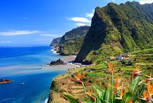 Places to Visit in Madeira / Landscapes and Landmarks to visit in the Madeira Island. Events and activities you cant miss.