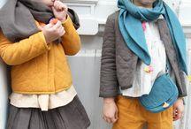 Маленькие модницы (лукбук)