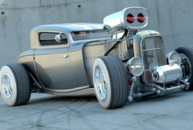 Koons Ford: Misc Hot Rods