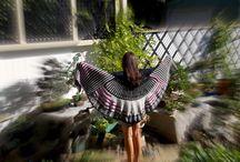 Rockefeller shawl /wrap