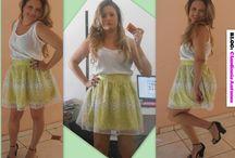 Costura de saias