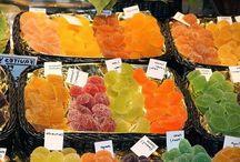 confitar frutas