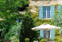 Provence Mood Board