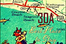 30-A me ASAP!  / So excited to #travel to a stretch of #beach my soul loves on the Florida gulf! Very excited to share it with my husband and nugget boy and make some new #seaside memories. / by Elizabeth Round